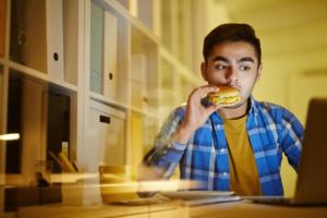 מה אוכלים בתקופת מבחנים